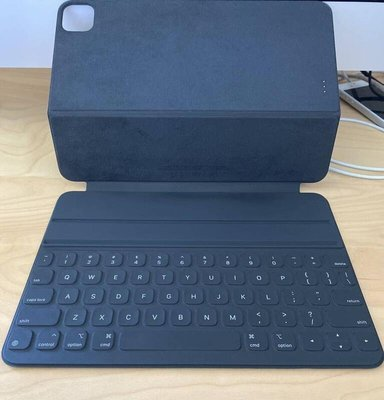 2020 2021 iPad Pro 11變成小筆電 可刷卡分期+免運費※台北快貨※蘋果原廠Apple鍵盤式聰穎雙面夾