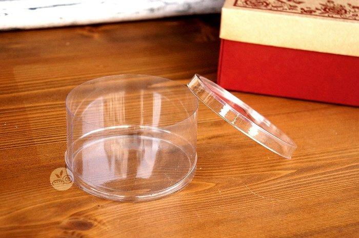軟餅乾罐_透明塑膠圓桶(特大)_10入_024008◎餅乾罐.餅乾桶.糖果.西點.收納.包裝