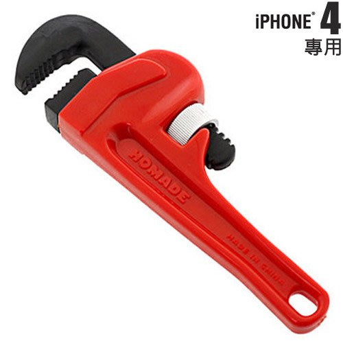 《鬼月破盤》iWrench小板手 手機架 (iPhone 專用) 手機座,讓你的蘋果IPHONE 輕鬆站