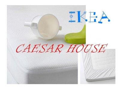╭☆凱薩小舖☆╮【IKEA】LENAST 網眼設計嬰兒床墊防水保潔墊 60*120cm-便利全利 台中市