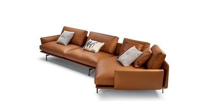=VENUS訂製家具工廠=Get-back款式沙發~poltrona frau/Rolf benz/Minotti可參考