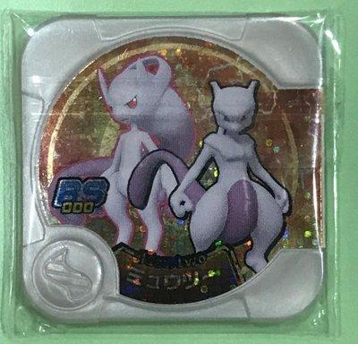 神奇寶貝 超夢Y  金卡 tretta Pokémon 台灣特別彈bs01 究極金超夢