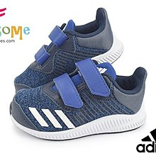 ADIDAS童鞋 FortaRun CF I 輕量 舒適 小童運動鞋 O9318#藍色 OSOME奧森童鞋/小朋友
