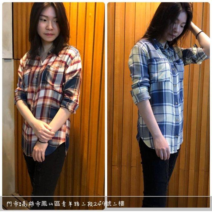 【現貨】女 A&F 女生成人襯衫 格紋 保證正品 歡迎來店參觀選購