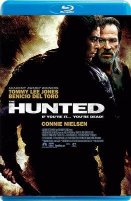 【藍光影片】獵捕遊戲 / 獵殺目標 / The Hunted (2003)