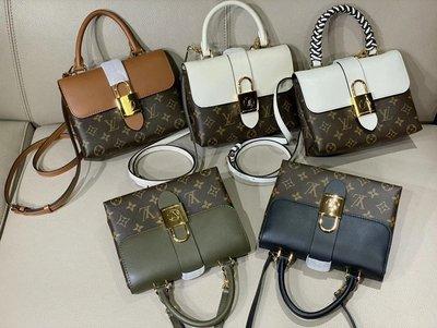 ✤寵愛Pamper for you✤ Louis Vuitton Locky Bb it Bags復刻款鎖扣包