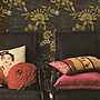 [禾豐窗簾坊]古典花朵圖案和風感優質壁紙(7...