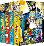 <<影音風暴>>(卡通動畫1511)七龍珠改(5+6+7+8) DVD 第55-98話(下標即賣)12