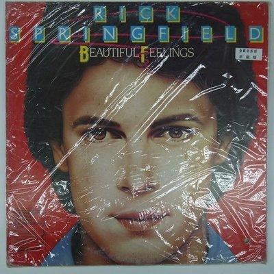 合友唱片 RICK SPRINGFIELD 黑膠唱片 LP 瑞克·史普林菲爾 面交自取