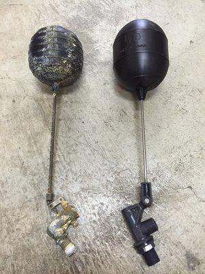 全PVC水塔進水器 浮球開關組 3/4管徑