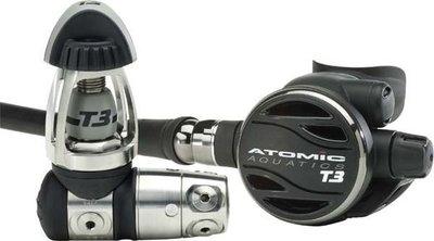 台灣潛水---Atomic T3 調節器