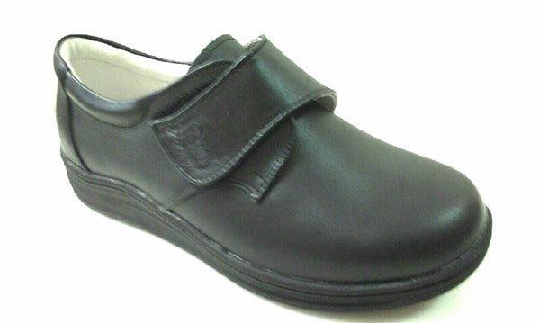 ☆°萊亞生活館 ° 台製工作鞋 / 護士鞋/ 女皮鞋【女款 #1315-黑色】