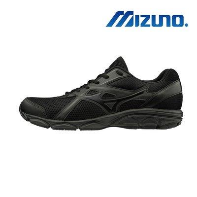 *世偉運動精品* 美津濃(MIZUNO) K1GA200209 MAXIMIZER 22 男生 慢跑 全黑 寬楦