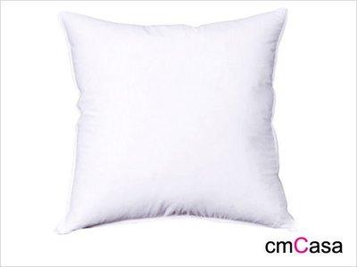 = cmCasa = [443] 柔實飽滿 45x45棉花抱枕芯 搭配賣場內的抱枕套