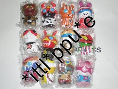 Ciboys Chinese Horoscope Racing Team Series Full set 14 pc