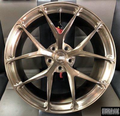 全新鋁圈 20吋 BC RZ-21 Wheels 單片鍛造客製化 銅刷絲 各車規格訂製 精緻鋁圈 18吋 19吋 21吋