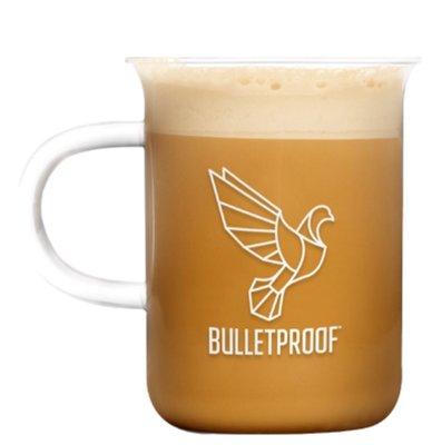 [防彈咖啡]防彈咖啡原廠玻璃燒杯馬克杯 Bulletproof Beaker