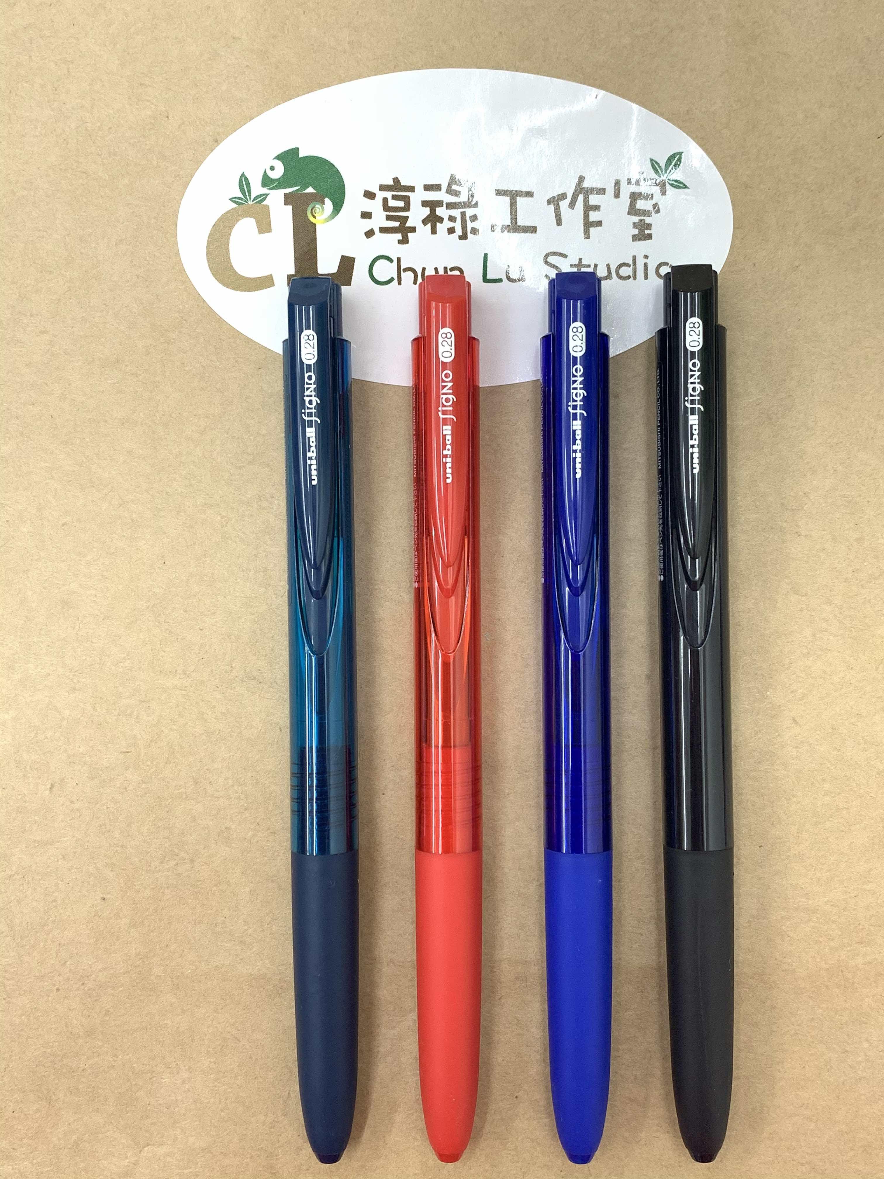 淳祿工作室-UNI 三菱 uni-ball SigNO RT1 UMN-155-28 0.28mm 原子筆