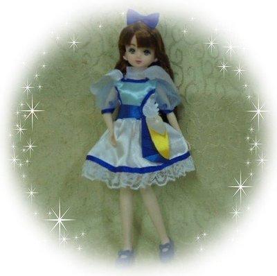 喜洋洋園地  莉卡娃娃衣服 TAKARA TOMY魔法光之美少女服飾 莉卡娃娃 特惠中 莉衣251B