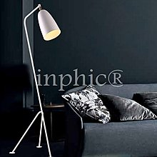 INPHIC-簡約創意現代歐式Floor Lamp客廳臥室床頭丹麥落地燈 橘黃色