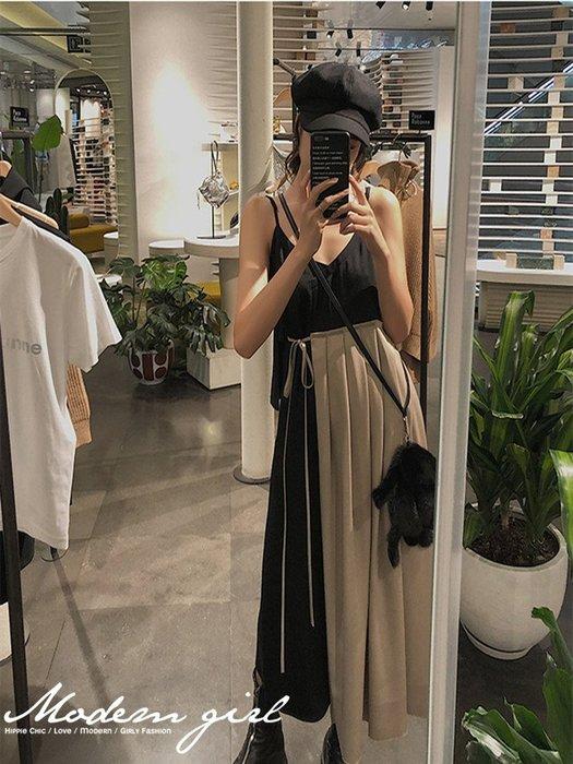Modem Girl♥100%實拍 限時特價 高質感 重磅拼接不規則洋裝