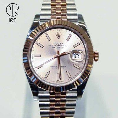 【IRT - 只賣膜】勞力士 腕錶專用型防護膜 EX級極致防護 手錶全機包膜 126331 Sundust 五版