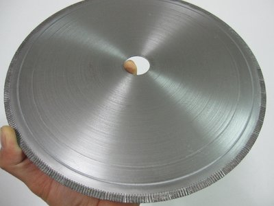 ㄚ勝的店  切片 鑽石切片 玉石切片250mm      中心孔30mm