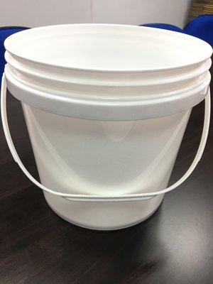 出清全新 密封桶/塑膠桶/收納桶/食品桶/儲米桶/飼料桶/油漆桶/塗料桶/化工桶/防水材料桶5L