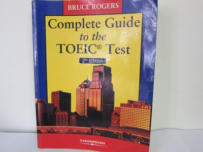Complete Guide to the Toeic Test 2
