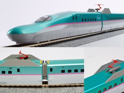 KATO KATO 10-857(3輛)+10-859(4輛) E5系只賣5500元 「はやぶさ」(請先問與答詢問商品)