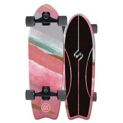 GALLOP SOUL GS 陸地沖浪板訓練滑板滑板模擬沖浪魚板surfboard~hwen1184035
