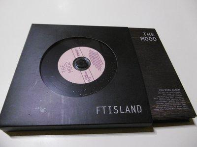 【sigmanet家庭百貨】全新FTISLAND~5TH MINI ALBUM CD+DVD買就送