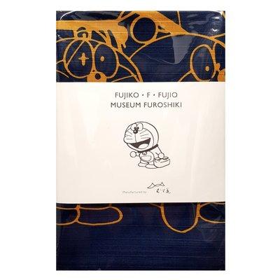 藤子・F・不二雄博物館限定商品Doraemon哆啦A夢小叮噹喜怒哀樂風呂敷四方形布巾(日本製)