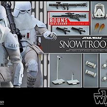 玩具出清 Hottoys Hot Toys VGM25 Star Wars Battlefront 雪兵 Snowtroopers Set