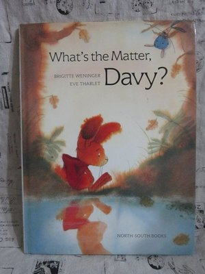 戴維怎麼了? What's the Matter, Davy? Brigitte Weninger