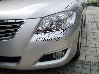 《※台灣之光※》全新TOYOTA CAMRY RAV4 06 07 08 09 10 11年高品質原廠型晶鑽霧燈