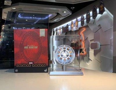 全新 Hot Toys LMS012 1:1 Ironman 鋼鐵人 東尼之心 核心反應爐