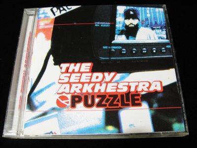 【198樂坊】the seedy arkhestra puzzle(Pozzle...日版)BZ