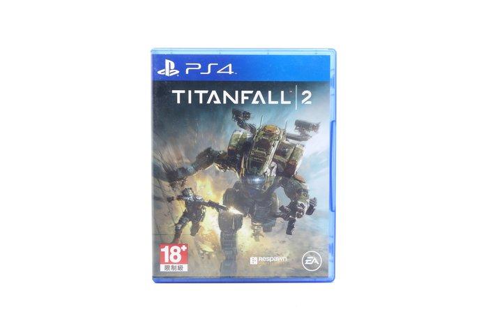 【橙市青蘋果】PS4:泰坦降臨2 Titan Fall 2 中英文合版 #38610