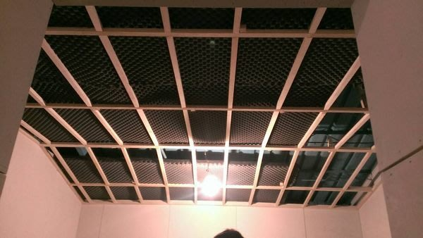 【真正防火】樂器音響錄音室練團室專用 隔音棉 吸音棉 消音棉-台灣製造防火