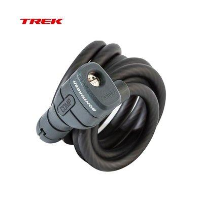 【折扣促銷】TREK崔克Bontrager Comp Keyed Cable Lock單車自行車管線鎖車鎖