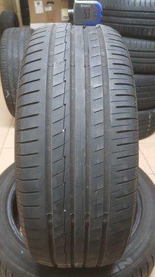 【車輪屋】一條 橫濱 AE50 215/ 55-17 八成新 5.3mm 18年08週 無補胎 無吃胎 台中市