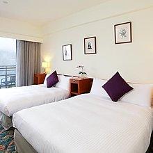 石門水庫福華渡假飯店 湖景雙人房(二小床),含早餐 兩人同行,每人1350起,另有威斯汀、知本老爺、夏都,線上服務您。