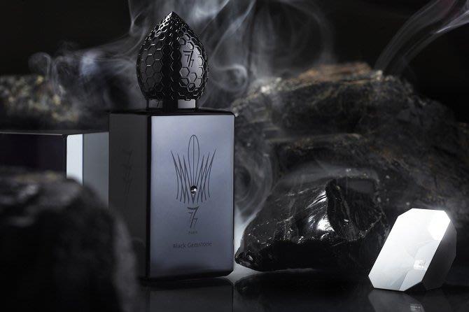 Stéphane Humbert Lucas 777 Black Gemstone 黑寶石 EDP 50ml 代購 焚香