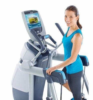 短期租借健身運動器材-PRECOR AMT 複合式心肺訓練機