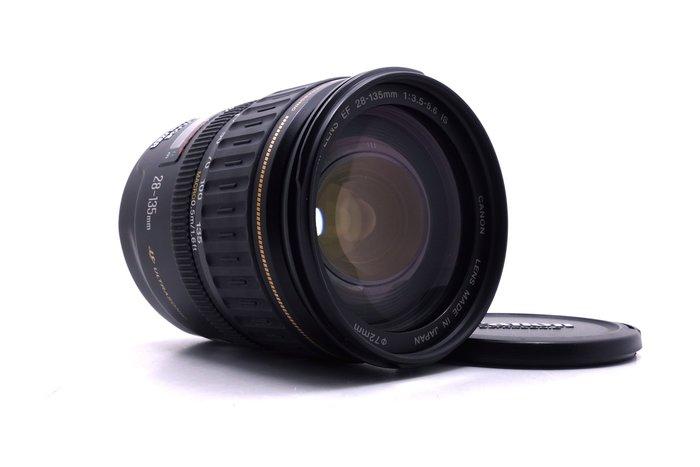 【台中青蘋果】Canon EF-S 28-135mm f3.5-5.6 IS 二手 鏡頭 #22224