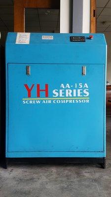 YH-15HP 螺旋式空壓機