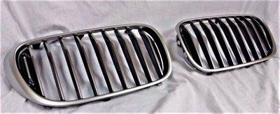 【歐德精品】現貨.BMW原廠G11 G12 鈰灰色水箱護罩 鈰灰色鼻頭 M760專屬配色 735 740 750