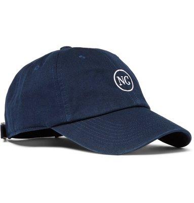 慧眼Z │ 美國加州品牌 Noon Goons 極簡 海軍藍 棒球帽 Polo Noah Wtaps H.W DOG