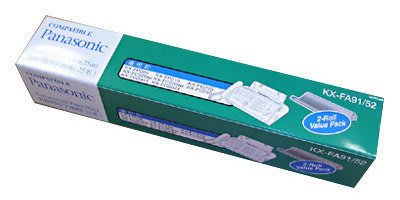 *3C百貨* Panasonic KX-FP205/KX-FP207/215/225 傳真機 轉寫帶 KX-FA52E~足30米